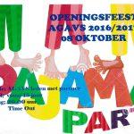 8 oktober 2016 Openingsfeest Plus van Soest – AGAVS seizoen 2016/2017
