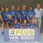 Zaterdag 1 oktober 2016 Plus Van Soest AGAVS D2 – Keistad D8 4-0 !