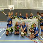 !!!! Dames 2 Plus van Soest-AGAVS kampioen !!!!