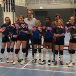 Plus van Soest-AGAVS Meisjes C2 kampioen!!!
