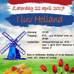 Eindfeest Plus van Soest-AGAVS 22 april Hollandse avond