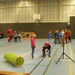 Kerst in de Banninghal voor de AGAVS jeugd op 16 december 2017