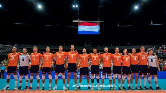 AGAVS – KDK actief bij het EK Mannen in Nederland.