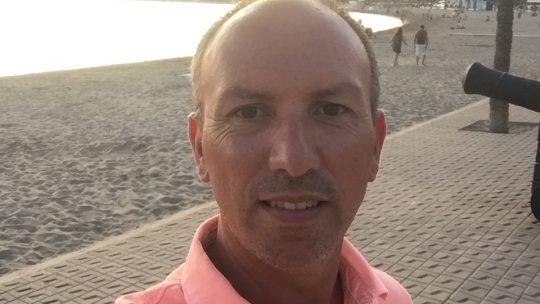Bestuurslid Menno Hilkman stelt zich voor